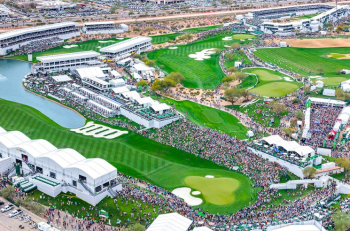 Waste Management Phoenix Open Repeats as PGA TOUR Tournament of the Year