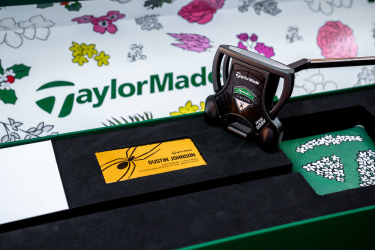 TaylorMade Golf Compant Announces Dustin Johnson Spider Limited Commemorative Edition