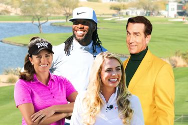 Larry Fitzgerald, Rob Riggle to Play in Annexus Pro-Am at 2021 WM Phoenix Open