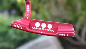 The Story Behind Wayne Gretzky's Red Scotty Cameron 'Gordie Howe' Putter
