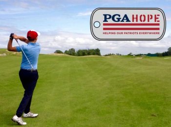 Inaugural PGA HOPE National Golf & Wellness Week to be held at Congressional Country Club this October