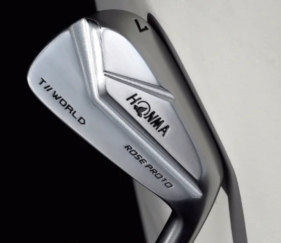 Honma Releases Justin Rose's Prototype Irons to Retail